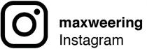 instagram max weering